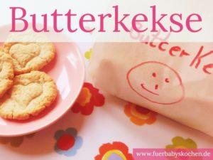 Butterkekse rezept leicht